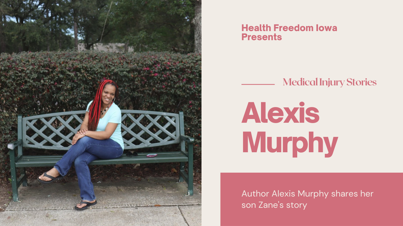 Medical Injuries: Author Alexis Murphy Shares the Story of Her Son Zane