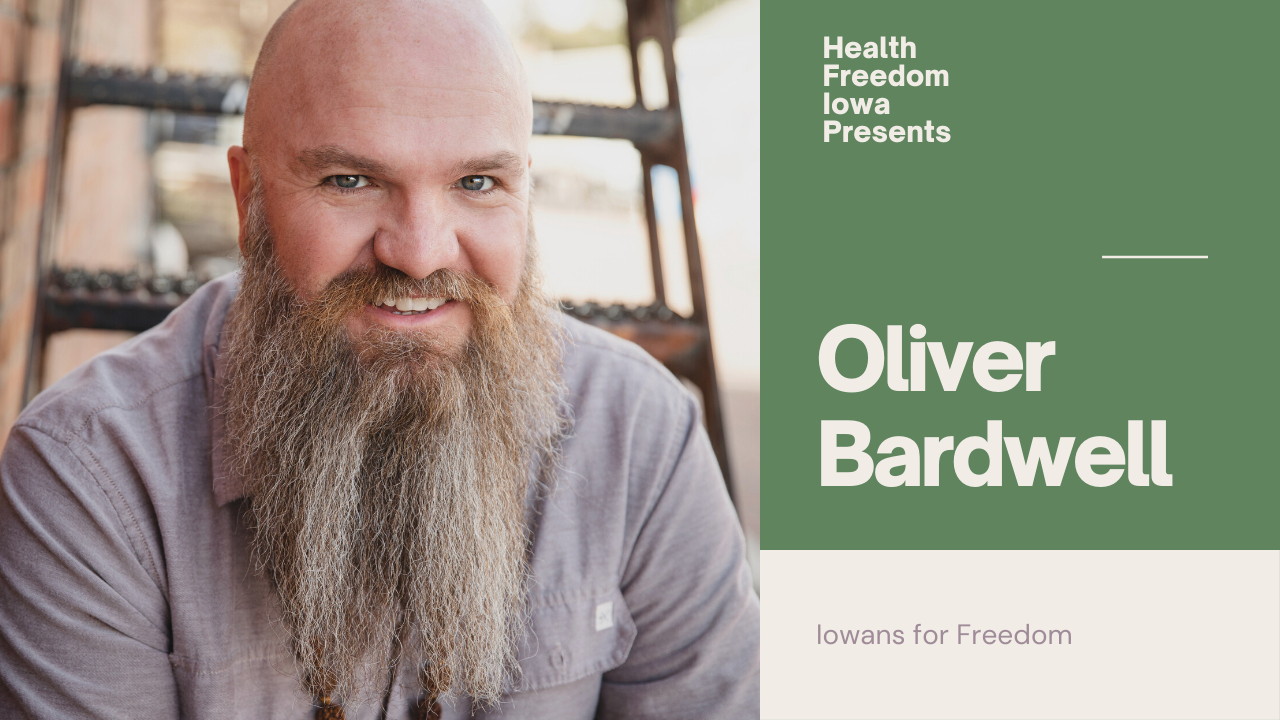 Erica Interviews Author Oliver Bardwell
